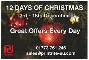 Happy Christmas – 12 Days of Great Offers!