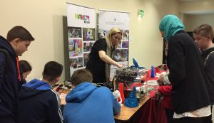 3D in demand at education event