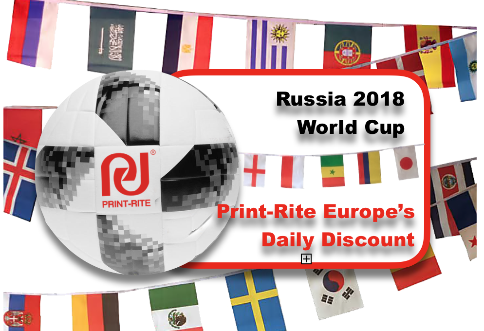 World Cup Daily Discount launched
